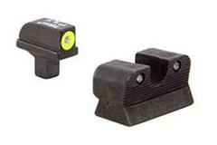 Trijicon Trijicon HD Night Sight Set   Item #: TRCA109C600811 / MFG Model #: CA109-C-600811 / UPC: 719307213012 3 DOT HD NS YELLOW COLT 1911 CA109-C-600811 | YELLOW FRONT