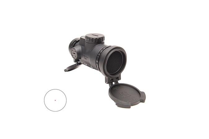Trijicon MRO Patrol  Accessory-Lasers and Sights - Item #: TRMROC2200017 / MFG Model #: MRO-C-2200017 / UPC: 719307630499 - MRO PATROL 1X25 2MOA ADJ RED MRO-C-2200017