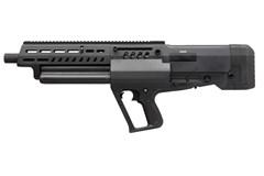 """IWI - Israel Weapon Industries Tavor TS12 Bullpup 12 Gauge  Item #: IWTS12B / MFG Model #: TS12B / UPC: 818004020340 TAVOR TS12 12/18.5 3"""" BLK 15+1 BULLPUP SHOTGUN"""