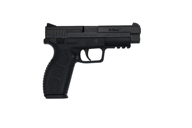 "TriStar Sporting Arms Z919 9mm Semi-Auto Pistol - Item #: TS85301 / MFG Model #: 85301 / UPC: 713780853017 - Z919 9MM 4.5"" BLACK 17+1     #"