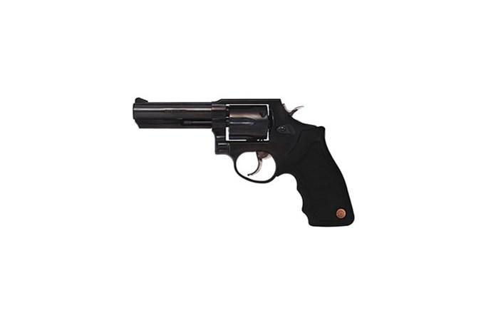 "Taurus Model 65 357 Magnum   38 Special Revolver - Item #: TA65B4 / MFG Model #: 2-650041 / UPC: 725327200031 - 65 357MAG BL 4"" 6RD FS 2-650041 EJECTOR SHROUD"