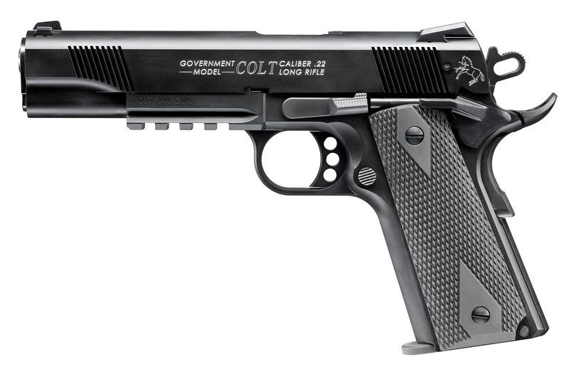 Walther Arms COLT GOVERNMENT 1911 RG 22 LR