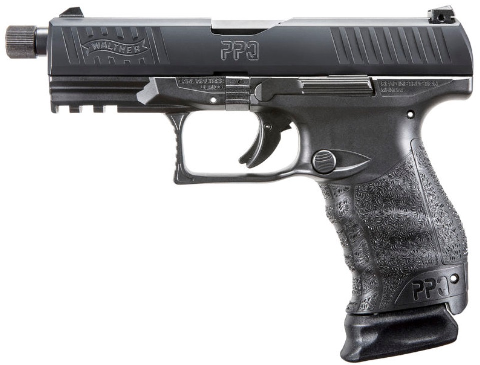 Walther Arms PPQM2 NAVY SD 9MM