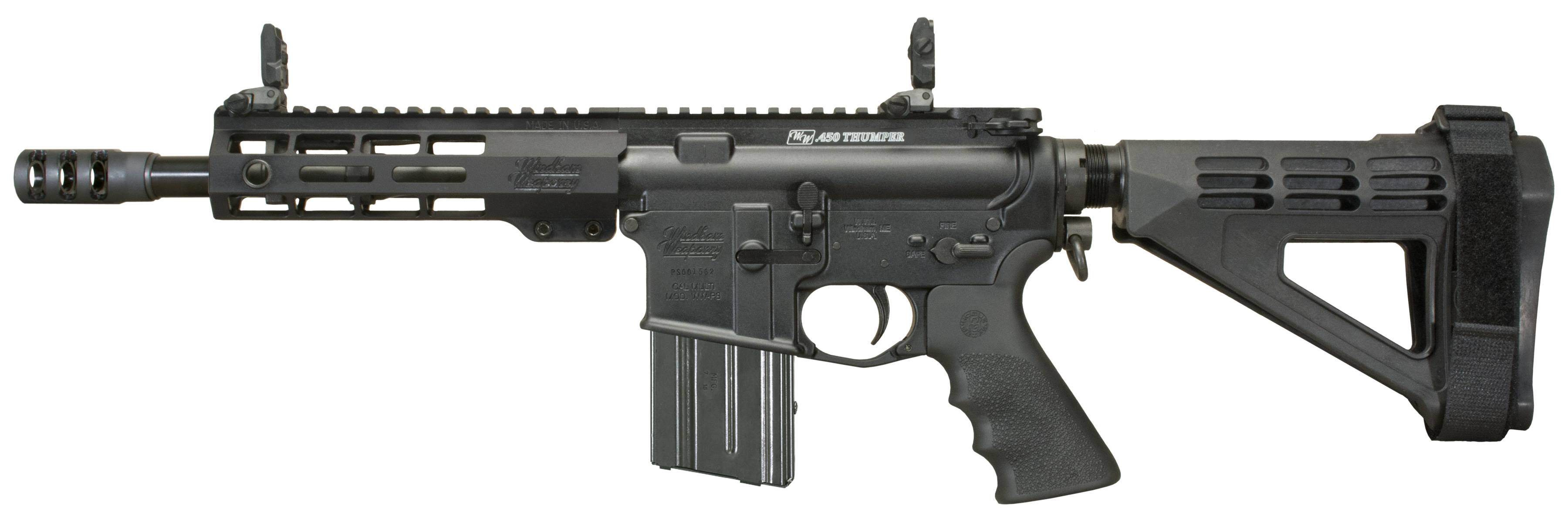 Windham Weaponry RP9SFS-450M PISTOL 450 BUSHMASTER