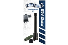 Walther Arms PPQ Threaded Barrel Kit 9mm