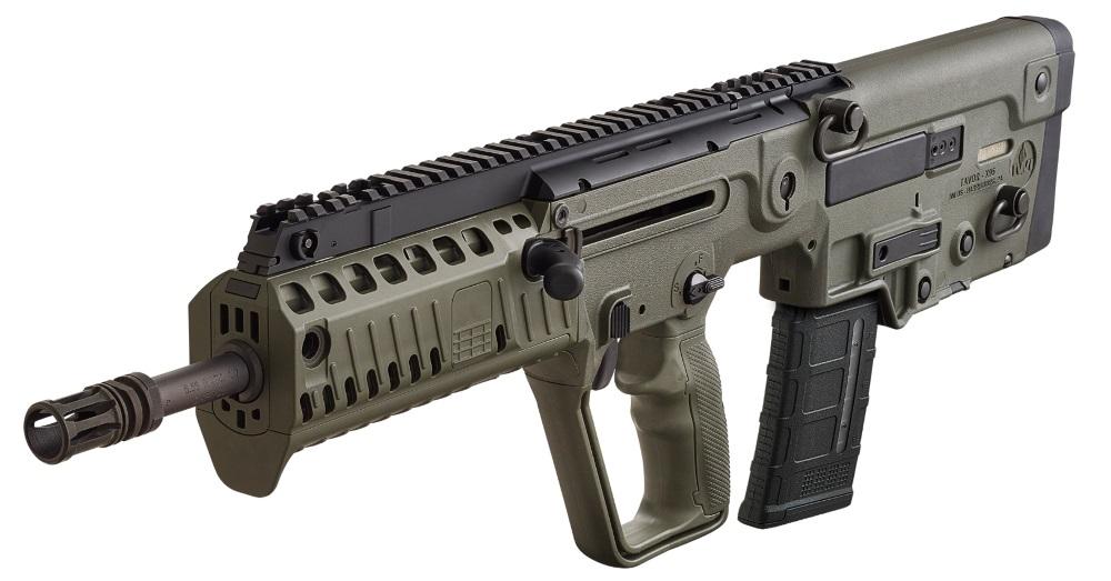 IWI - Israel Weapon Industries TAVOR XB95 223 REM   5.56 NATO