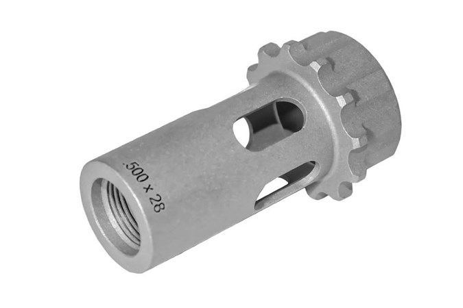 Yankee Hill Machine Company Adapter 9mm Accessory-Silencer Accessories - Item #: YHM-3245-28 / MFG Model #: YHM-3245-28 / UPC: 816701019094 - SIDEWINDER PISTON 9MM 1/2X28