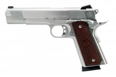 American Classic American Classic Government II 45 ACP  Item #: AC45G2C / MFG Model #: AC45G2C / UPC: 094922351968 GOV II 1911 45ACP HARD CHROME CHECKERED WOOD GRIPS  |  8+1