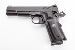 "Wilson Combat ACP 45 ACP  Item #: WCACPFS45 / MFG Model #: ACP-FS-45 / UPC: 810025501020 ACP 45ACP 5"" 8+1 BLK ACP-FS-45"