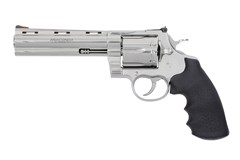 "Colt Anaconda 44 Magnum | 44 Special  Item #: COANACONDASP6RT / MFG Model #: ANACONDA-SP6RTS / UPC: 098289005342 ANACONDA 44MAG SS 6"" 6RD AS ANACONDA-SP6RTS"