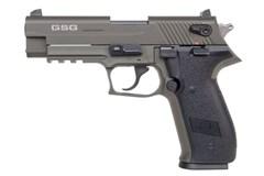 "American Tactical Inc GSG Firefly 22 LR  Item #: ATGERG2210FFG / MFG Model #: GERG2210FFG / UPC: 813393019562 GSG FIREFLY 22LR ODG 4"" 10+1"