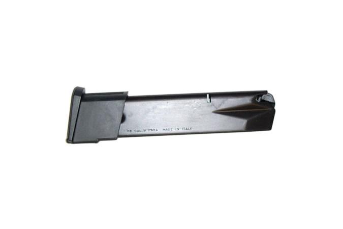 Beretta 92 Magazine 9mm Accessory-Magazines - Item #: BE1385979/1 / MFG Model #: 138597/1 / UPC: 082442778297 - MAGAZINE MODEL 92 9MM 20RD