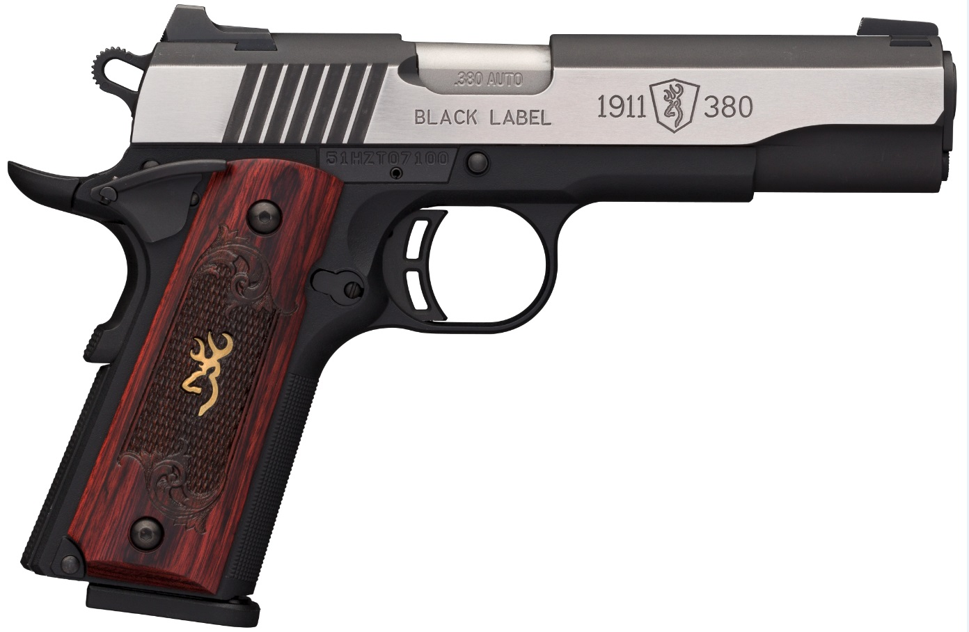 Browning 1911-380 MEDALLION PRO 380 ACP