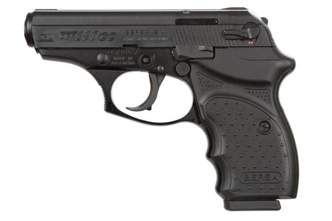 Bersa Thunder 380 Concealed Carry 380 ACP Semi-Auto Pistol - Item #: BSTHUN380MLTCC / MFG Model #: THUN380MLTCC / UPC: 091664903752 - THUNDER 380 MT LITE 380ACP CC 8+1 | 3.5 | CONCEALED CARRY