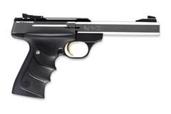 Browning Buck Mark Standard URX 22 LR  Item #: BR051-409490 / MFG Model #: 051409490 / UPC: 023614250975 BUCKMARK STANDARD URX SS 22LR 10+1 | 5.5 | SS BBL | URX GRIP