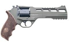 "Chiappa Firearms Rhino 60DS 357 Magnum   38 Special  Item #: CICF340.282 / MFG Model #: CF340.282 / UPC: 8053800940085 RHINO 60DS SAR 357MAG 6"" OD CA CF340.282 CALIFORNIA COMPLIANT"