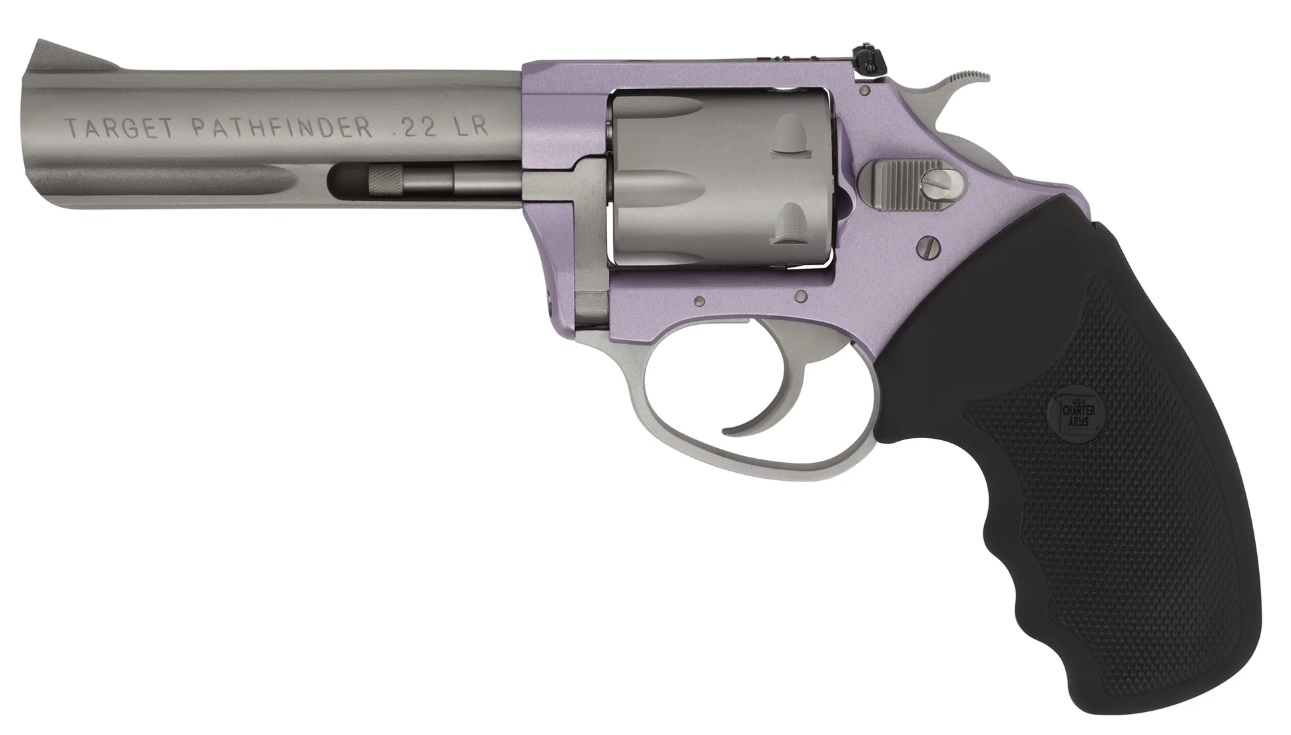 Charter Arms LAVENDER LADY 22 LR
