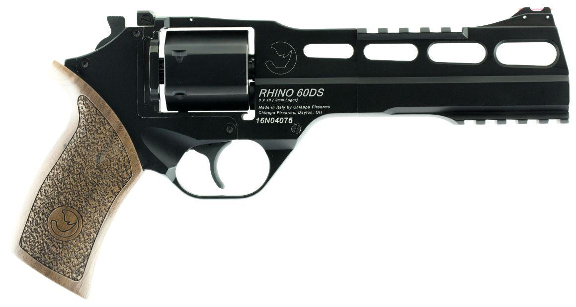 Chiappa Firearms RHINO 60DS 9MM