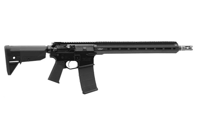 "Christensen Arms CA-15 G2 CF 223 Wylde Rifle - Item #: CNCA10290112522 / MFG Model #: CA10290-112522 / UPC: 810651027499 - CA-15 G2 CF 223WYL BLK 16"" ML CA10290-112522"