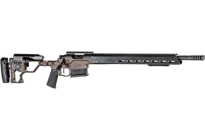 "Christensen Arms Modern Precision Rifle 308 Win Rifle - Item #: CN8010300802 / MFG Model #: 801-03008-02 / UPC: 696528086406 - MPR 308WIN CHASSIS BRWN 24"" MB 801-03008-02"