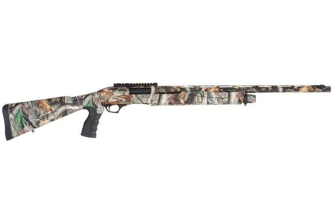 "TriStar Sporting Arms Cobra III Camo Turkey 12 Gauge Shotgun - Item #: TS23150 / MFG Model #: 23150 / UPC: 713780231501 - COBRA III PUMP TRKY 12/24 CAMO 3"" CHAMBER|RT ADV TIMBER CAMO"