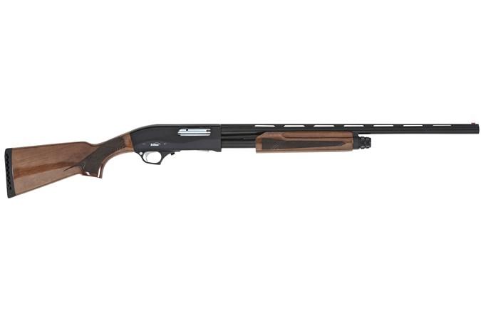 "TriStar Sporting Arms TriStar Cobra III Field 20 Gauge Shotgun - Item #: TS23137 / MFG Model #: 23137 / UPC: 713780231372 - COBRA III YTH PUMP 20/24 WD 3"" 3 CHOKE TUBES F,M,IC"