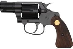 "Colt Cobra Revolver 38 Special  Item #: COCOBRA-MB2WBB / MFG Model #: COBRA-MB2WBB / UPC: 098289007209 COBRA 38SPC BLK 2"" 6RD BEAD FS WOOD GRIPS | BRASS BEAD FS"