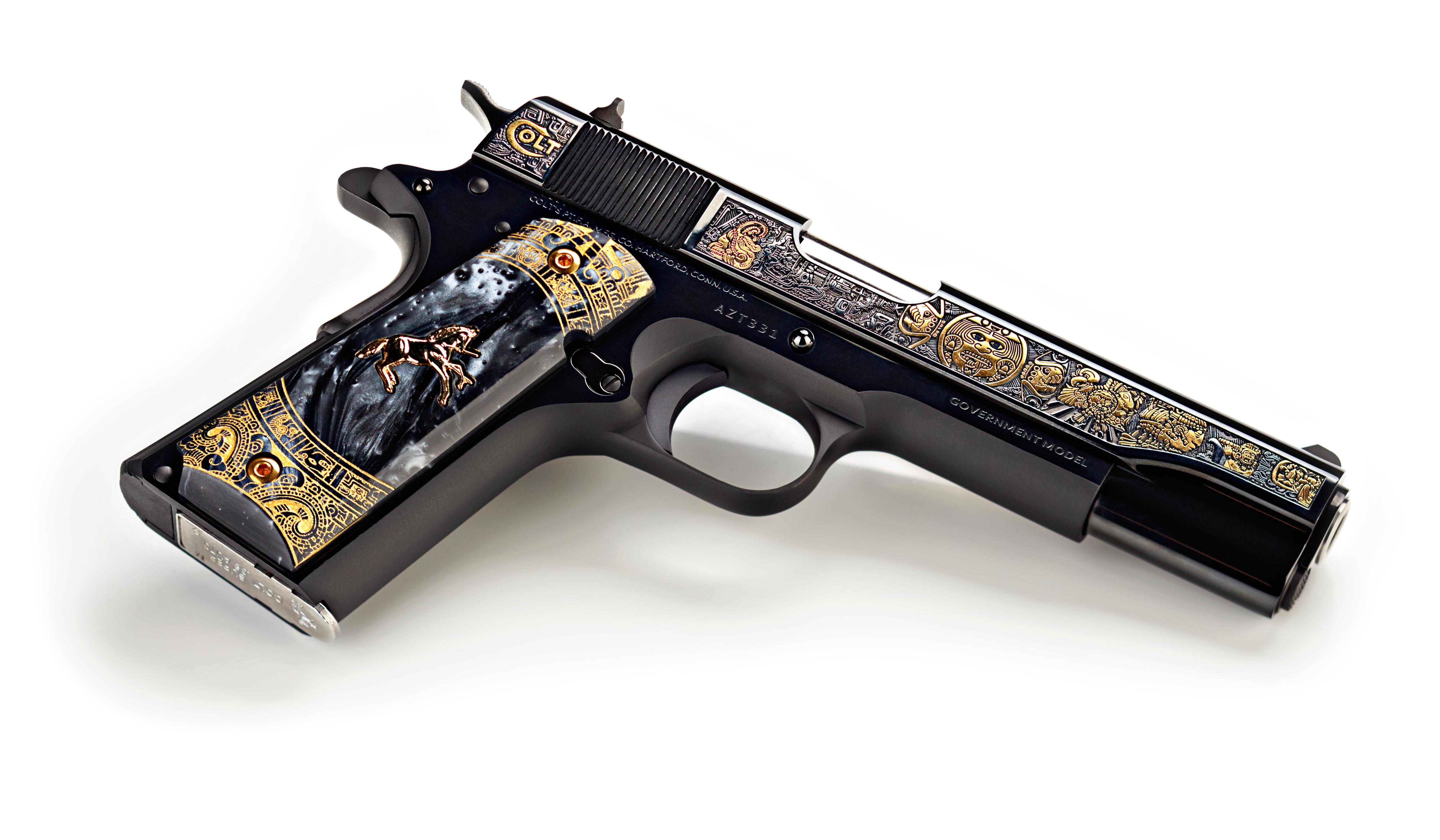 Colt AZTEC EMPIRE 38 SUPER