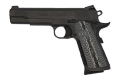 "TALO EXCLUSIVE Colt Government 45 ACP  Item #: COO1080CCU / MFG Model #: O1080CCU / UPC: 098289111609 COMBAT UNIT 45ACP BLK 5"" NS"