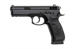 CZ-USA CZ 75 SP-01 Tactical 9mm  Item #: CZ01153 / MFG Model #: 01153 / UPC: 806703011530 75 SP-01 TACT 9MM BLK 10+1 NS