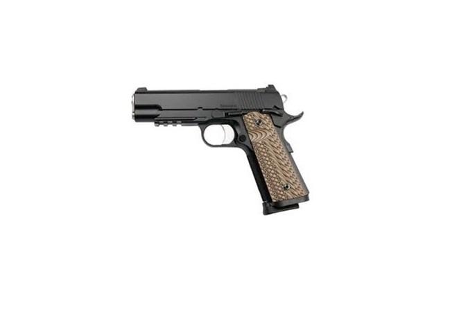 CZ-USA DW Specialist Commander 45 ACP Semi-Auto Pistol - Item #: CZ01808 / MFG Model #: 01808 / UPC: 806703018089 - DW SPECIALIST CMDR 45ACP BLK BLACK DUTY FINISH