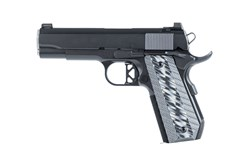 "CZ-USA DW V-BOB 45 ACP  Item #: CZ01826 / MFG Model #: 01826 / UPC: 806703018263 DW V-BOB 45ACP BLACK 4.25"" NS"