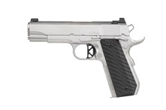 "CZ-USA DW V-BOB 45 ACP  Item #: CZ01827 / MFG Model #: 01827 / UPC: 806703018270 DW V-BOB 45ACP SS 4.25"" NS"