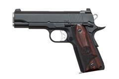CZ-USA Dan Wesson Vigil Commander 45 ACP  Item #: CZ01834 / MFG Model #: 01834 / UPC: 806703018348 DW VIGIL COMMANDER 45ACP BK/WD