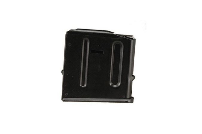 CZ-USA 527 LUX Magazine 22 Hornet Accessory-Magazines - Item #: CZ13011 / MFG Model #: 13011 / UPC: 806703130118 - MAG 527 LUX 22HORNET 5RD BLK #