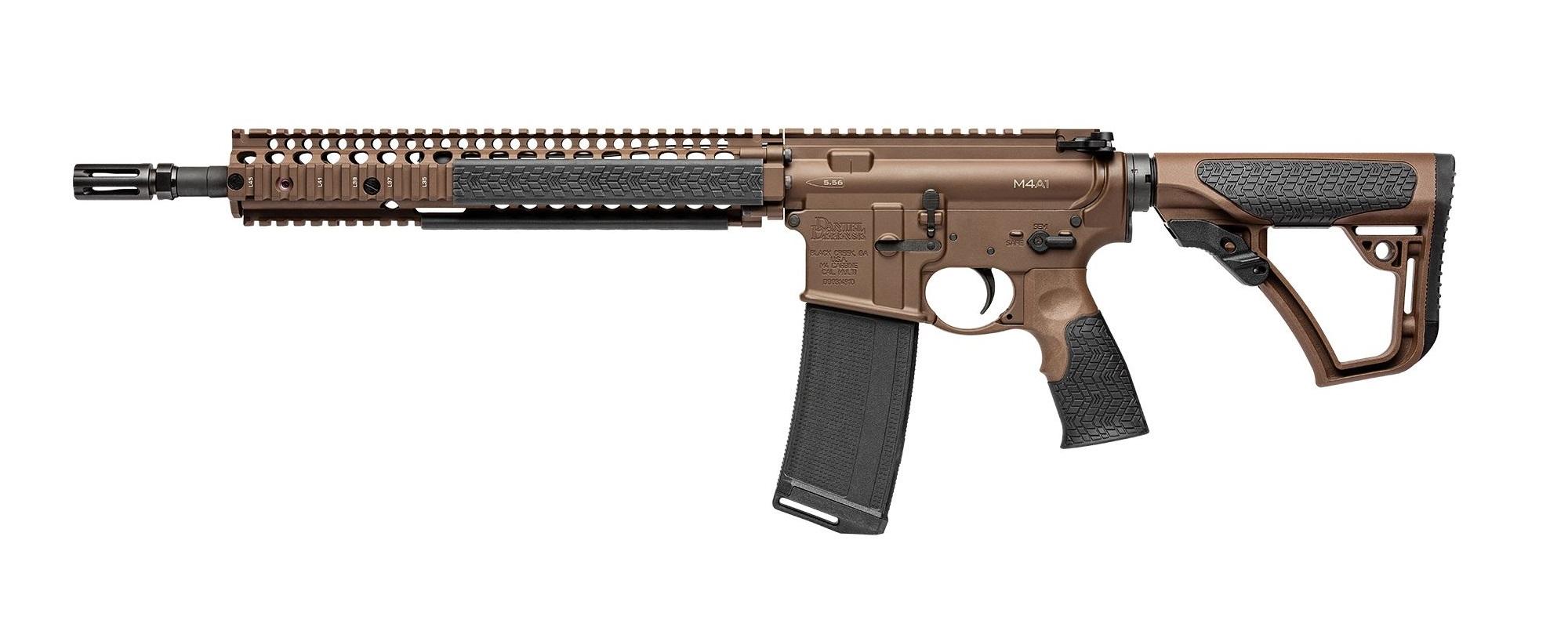Daniel Defense M4A1 223 REM   5.56 NATO