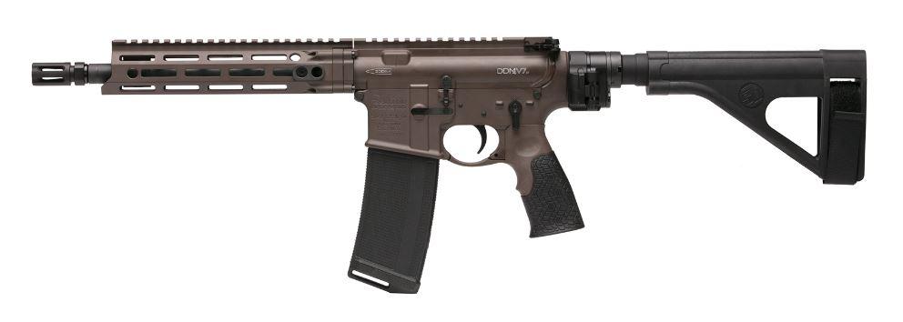 Daniel Defense DDM4 V7 LAW TACTICAL PISTOL 300 AAC BLACKOUT