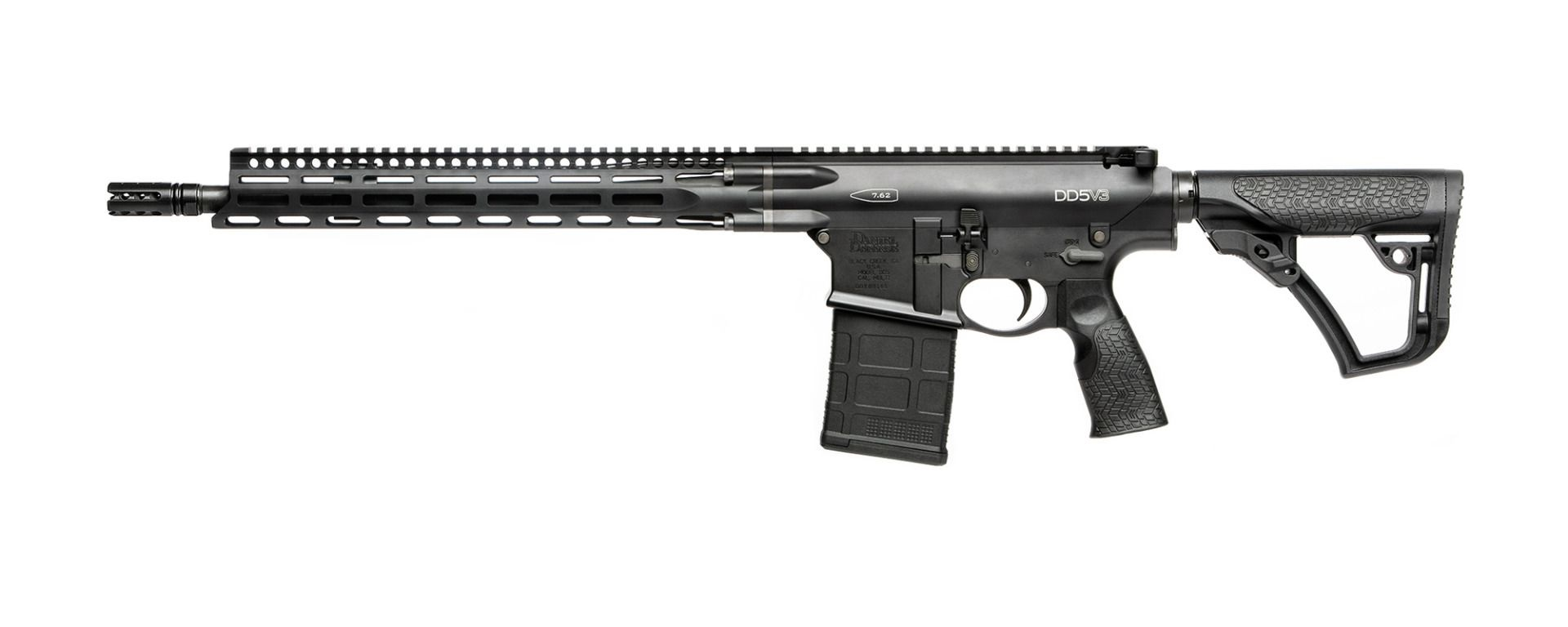 Daniel Defense DD5 V3 7.62 X 51MM | 308 WIN