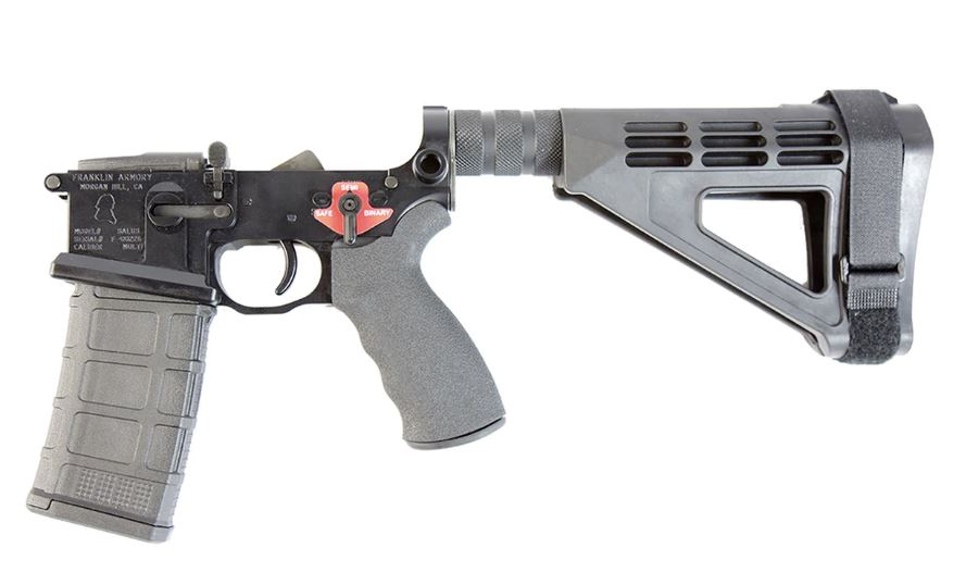 Franklin Armory SALUS BUILT LOWER RECEIVER MULTI