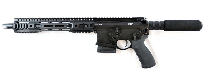 Franklin Armory CA11 300 AAC BLACKOUT