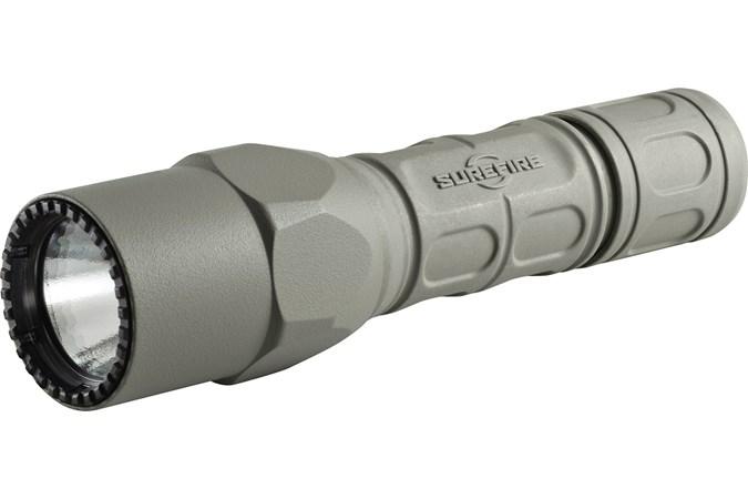 SureFire G2X Pro  Accessory-Lights - Item #: SUG2X-D-FG / MFG Model #: G2X-D-FG / UPC: 084871320368 - G2X PRO 15/600LU GRN DUEL G2X-D-FG | DUEL OUTPUT
