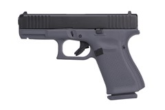 "LIPSEY'S EXCLUSIVE GLOCK G19 G5 9mm  Item #: GLPA195S201GF / MFG Model #: PA195S201GF / UPC: 764503038464 G19 G5 9MM 10+1 4.0"" FS GRAY 3-10RD MAGS 