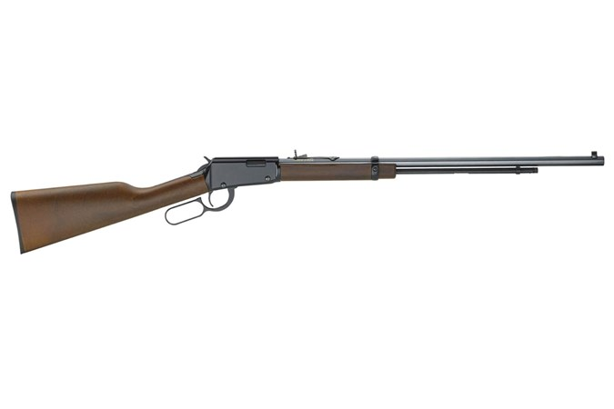 Henry Repeating Arms Std Lever Frontier 22 LR Rifle - Item #: HNH001TLB / MFG Model #: H001TLB / UPC: 619835011169 - LEVER ACTION FRONTIER 22LR