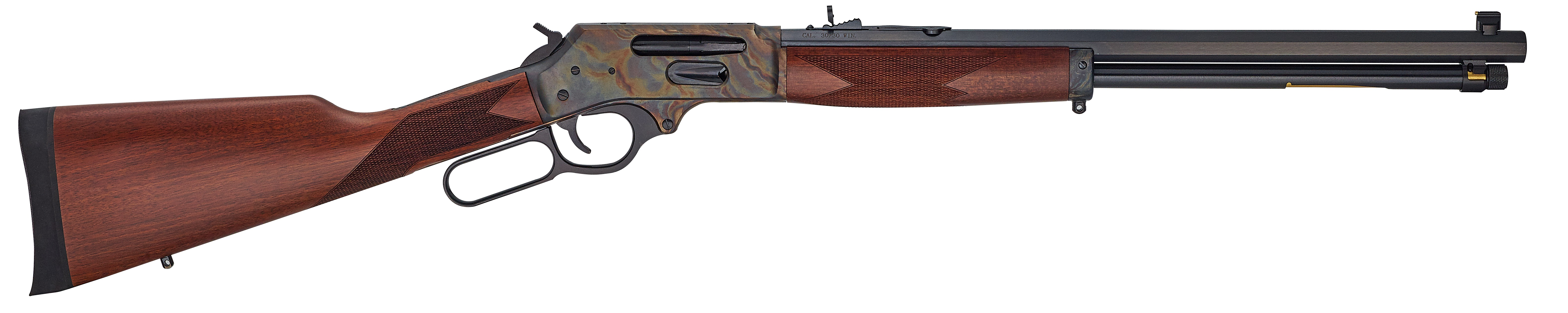 Henry Repeating Arms 30-30 LEVER COLOR CSE HARDENED 30-30