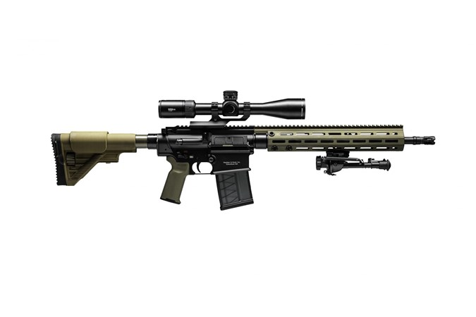 Heckler and Koch (HK USA) MR762LRP 308 Win Rifle