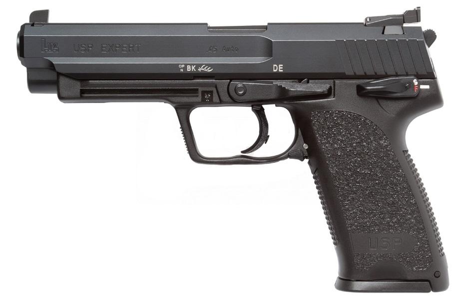 Heckler and Koch (HK USA) USP45 ELITE 45 ACP