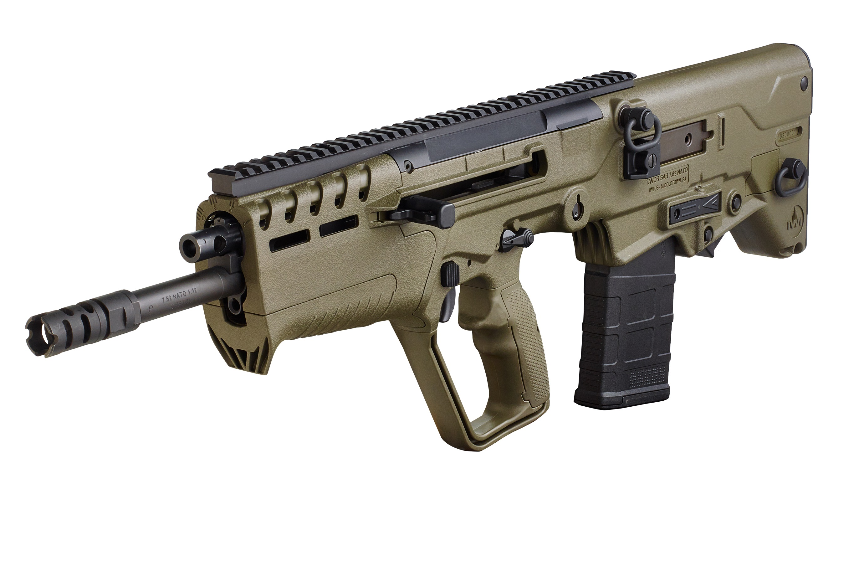 IWI - Israel Weapon Industries TAVOR 7 BULLPUP 7.62 X 51MM | 308 WIN