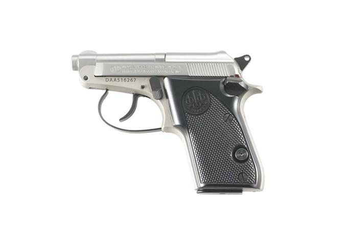 Beretta 21 Bobcat 22 LR Semi-Auto Pistol
