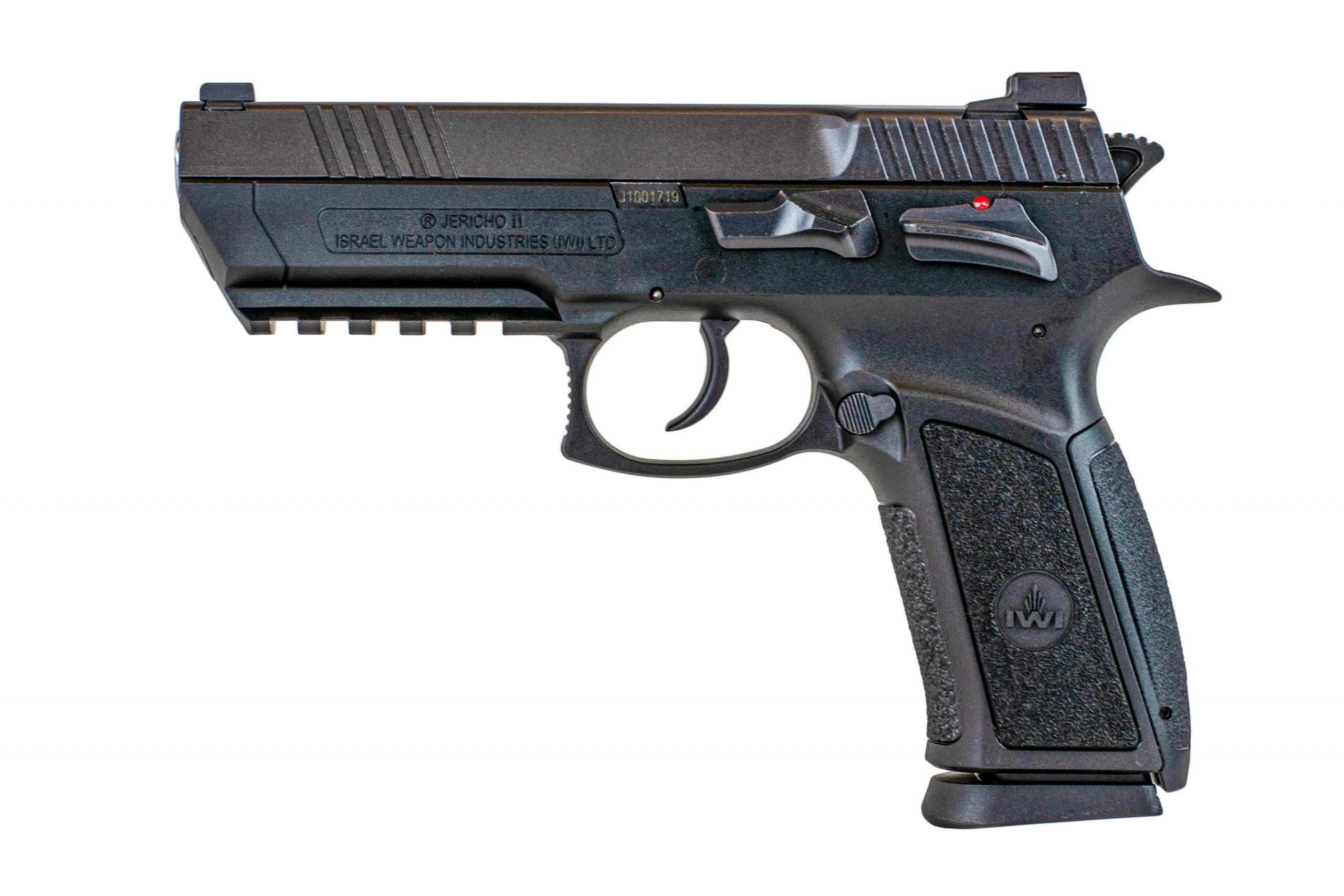 IWI - Israel Weapon Industries JERICHO PL-910 9MM