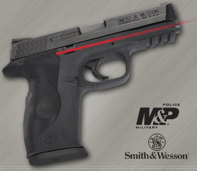 Crimson Trace LASER GRIP S&W M&P FULL SIZE
